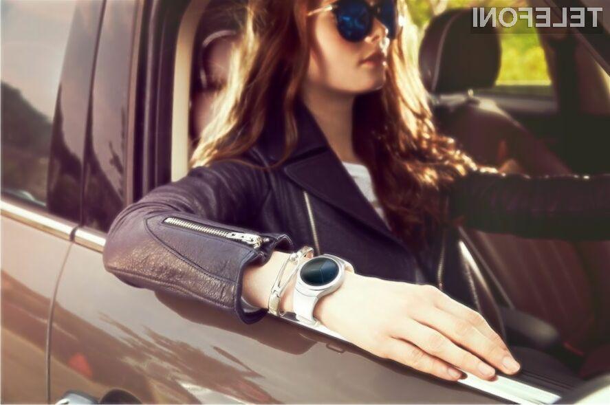 Pametna ročna ura Samsung Gear S2 prinaša veliko uporabnih novosti!