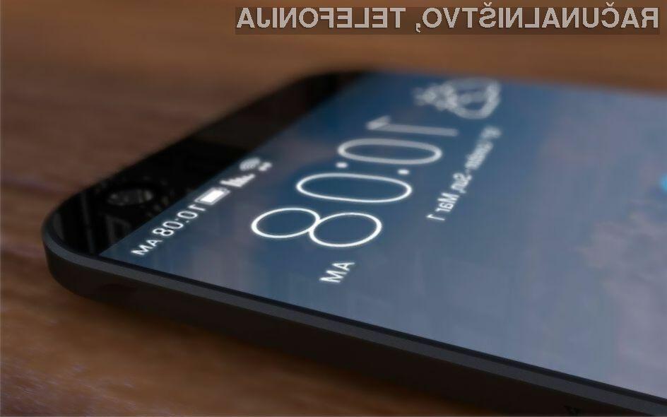 Pametni mobilni telefon HTC One A9 naj bi izpolnil pričakovanja tudi zahtevnejših uporabnikov.