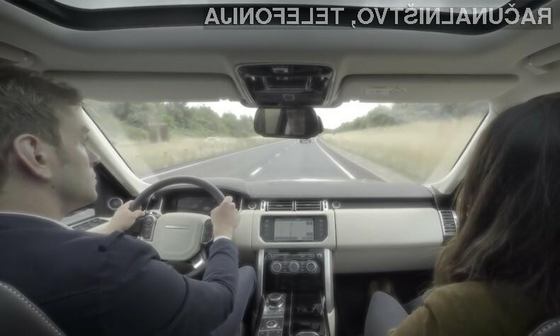 Pri podjetju Land Rover bodo poskrbeli za varnost voznikov terenskih vozil!