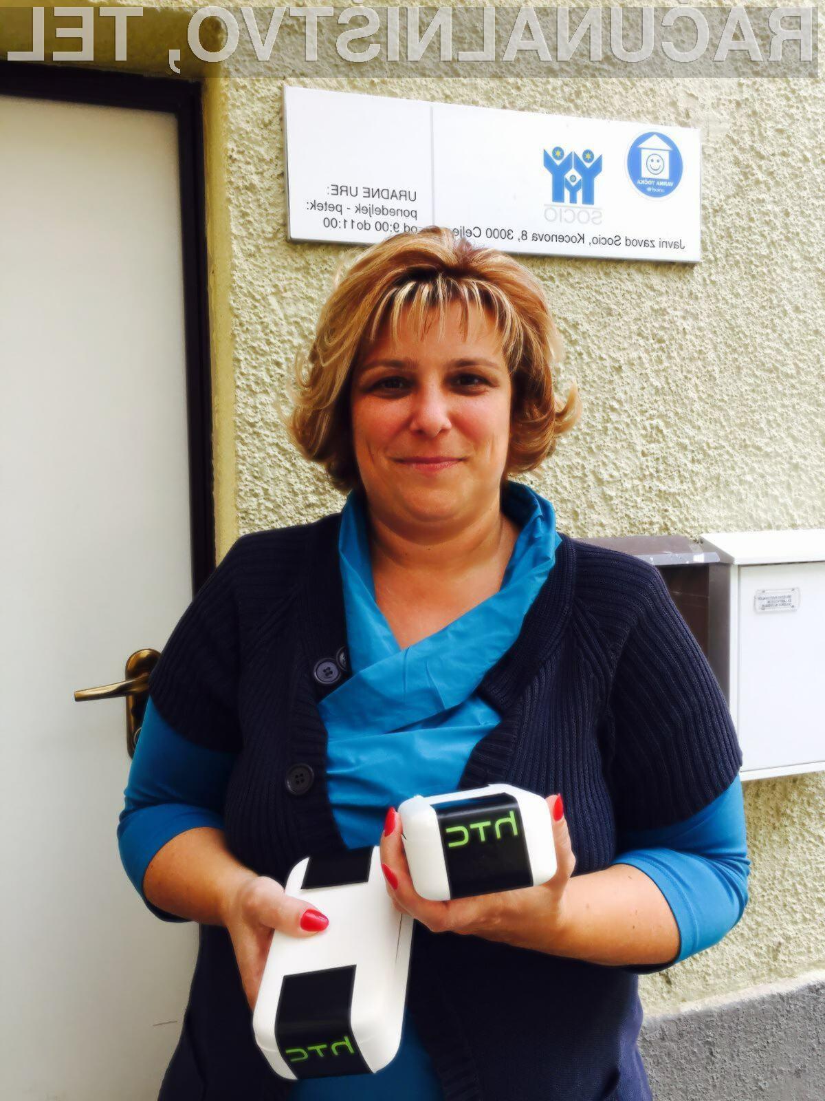 Suzi Kvas, predsednica Sekcije za varne hiše, materinske domove in sorodne organizacije v Sloveniji pri Socialni zbornici Slovenije.