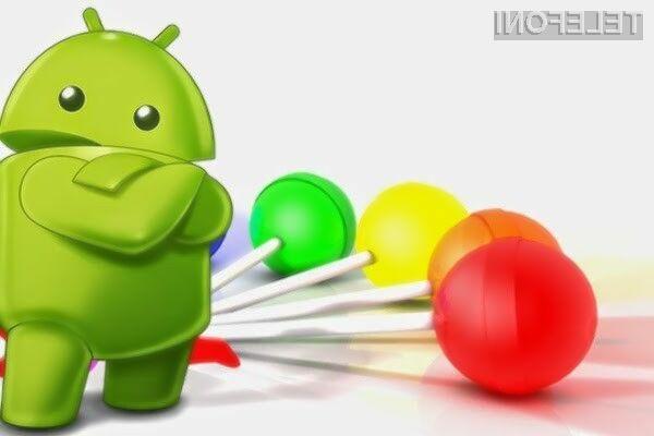 Čas za Android Lollipop se je žal iztekel!