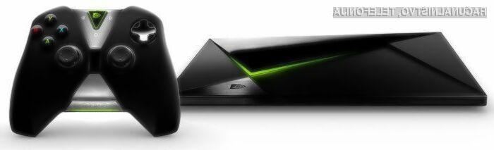 Nvidia SHIELD TV bo zlahka prepričala tako ljubitelje večpredstavnostnih vsebin kot iger!