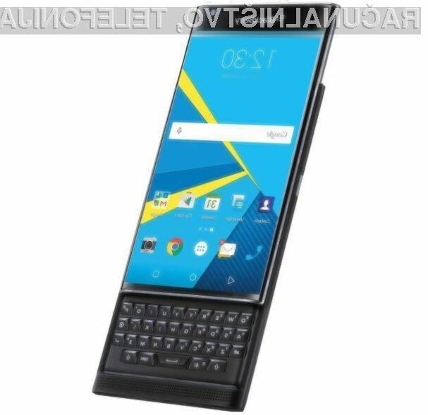 BlackBerry grozi s prenehanjem izdelovanja mobilnikov!