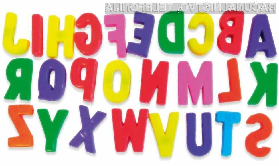 Podjetje Alphabet je postalo ponosen lastnik domene abcdefghijklmnopqrstuvwxyz.com.