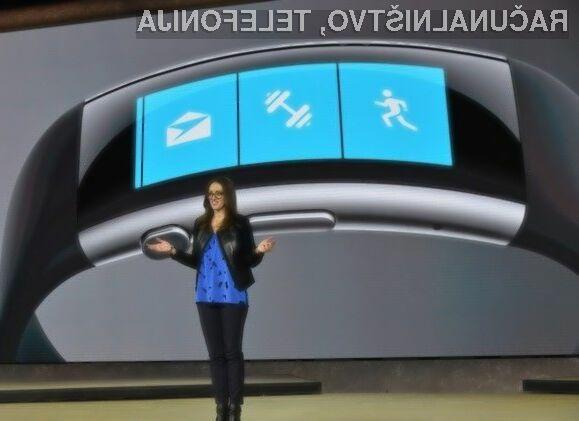 Novi Microsoft Band je precej boljši v primerjavi z zdajšnjim modelom!