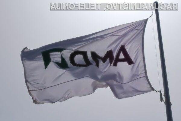 AMD lahko pred propadom rešil le še dobra poslovna strategija!