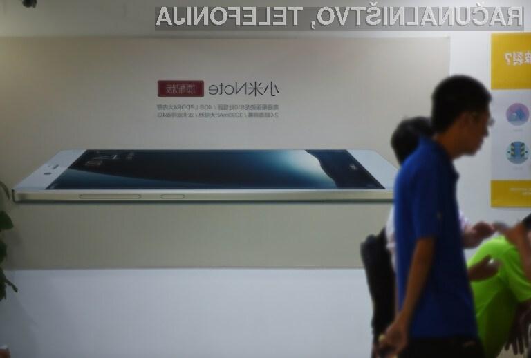 Novi Xiaomi naj bi prevzel lovoriko najzmogljivejšega mobilnika na planetu.
