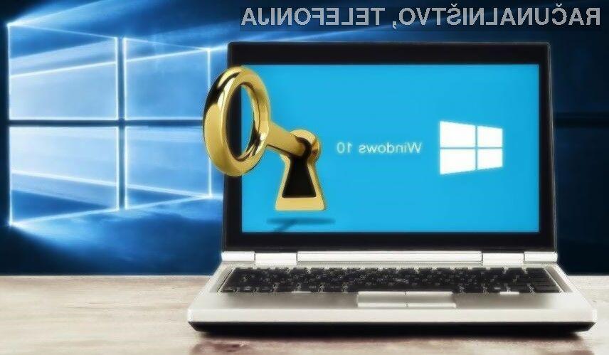 Namestitev operacijskega sistema Microsoft Windows 10 bo kmalu precej enostavnejša!