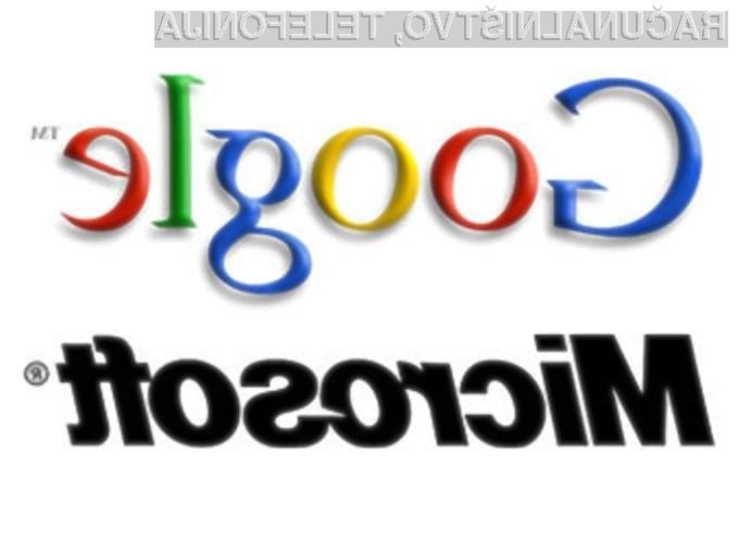 Google inMicrosoft sta zgladila vse patentne spore!
