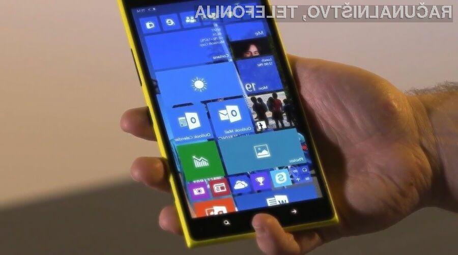Windows 10 Mobile žal ne bo na voljo sočasno vsem uporabnikom širom sveta!
