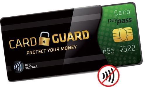 CardGuard je le eno od pametnih 'tehno' poslovnih daril, s katerimi lahko obdarite svoje poslovne partnerje.