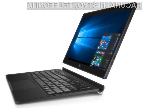 Tablica Dell XPS 12 se bo zlahka zoperstavila iPadu Pro!