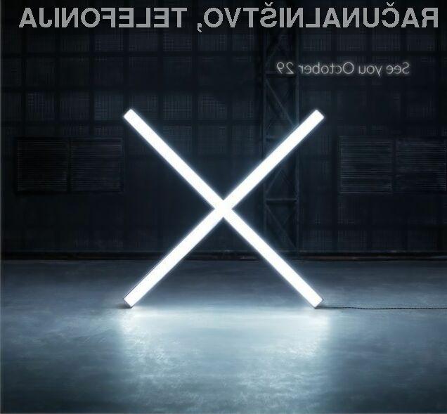 Podjetje OnePlus bo novi mobilnik s prodajnim imenom X predstavilo že 29. oktobra!