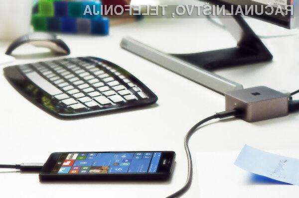 Mobilni telefoni Lumia bi lahko že kmalu prevzeli vlogo osebnih računalnikov.