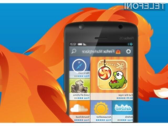 Firefox OS se odlični prilega mobilnikom Sony Xperia!