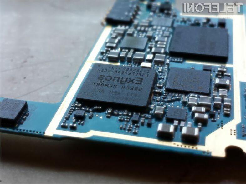 Mobilnik BlackBerry STV100-1 bo s pomočjo procesorja Samsung Exynos še zmogljivejši!