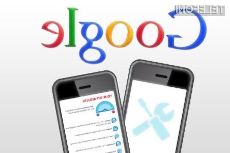 Google za leto 2016 obljublja precej hitrejše nalaganje spletnih strani na mobilnih napravah.