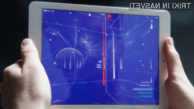 Aplikacija za prikaz brezžičnih signalov okoli nas Architecture of Radio vs bo takoj prevzela!