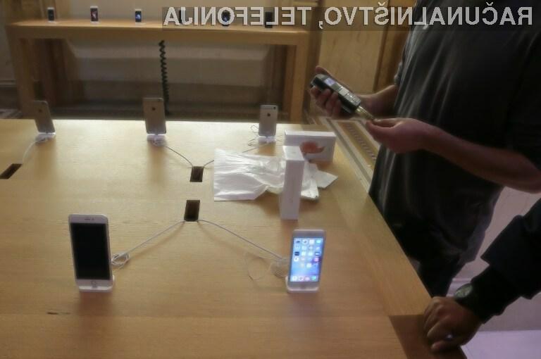Inženirji podjetja Apple že aktivno delajo na mobilniku iPhone 7!