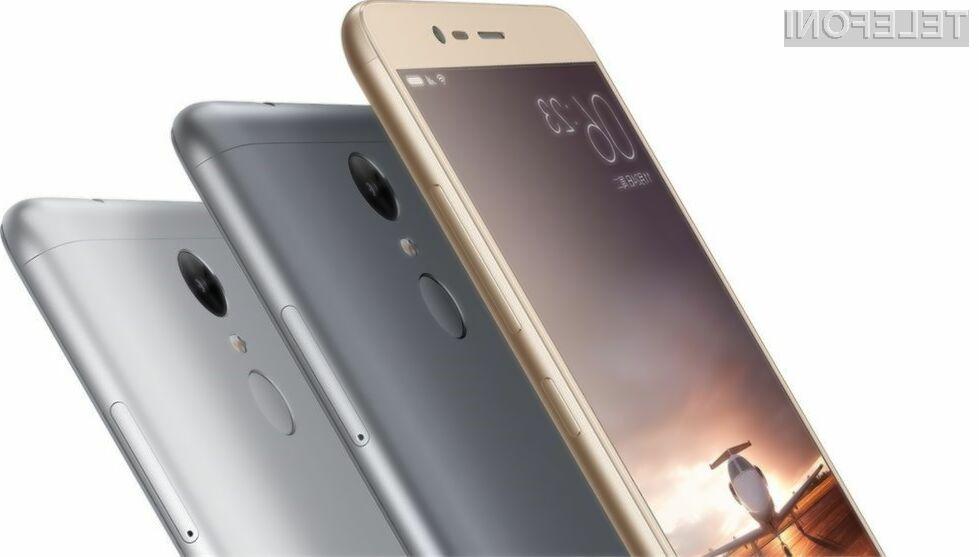 Mobilnik Xiaomi Redmi Note 3 za nizko ceno ponuja veliko!