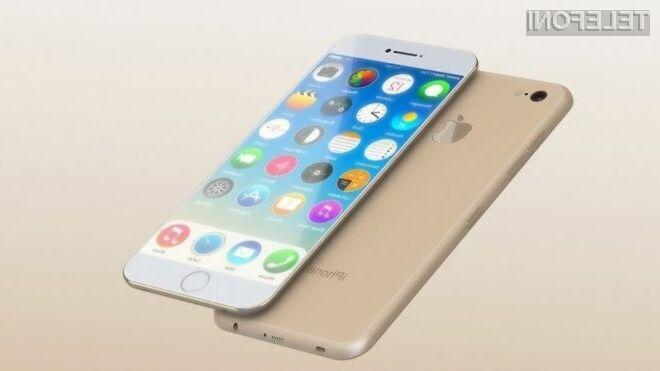 Novi iPhone 7 naj bi prinesel kar nekaj novosti!