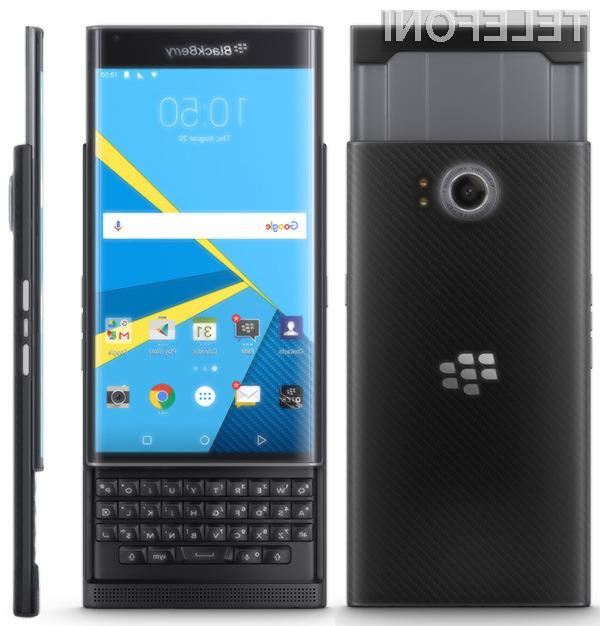 Android je prepričal tako podjetje BlackBerry kot uporabnike njegovih mobilnih telefonov.