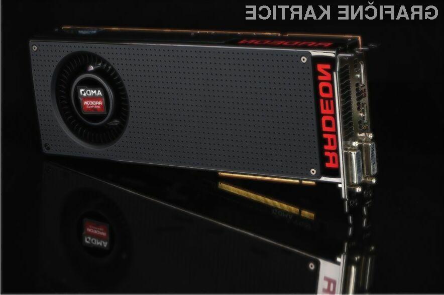 Grafična kartica AMD Radeon R9 380X ponuja odlično razmerje med ceno in zmogljivostjo!