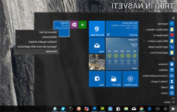 Privzete aplikacije operacijskega sistema Windows 10 najhitreje odstranimo s programom CCleaner.