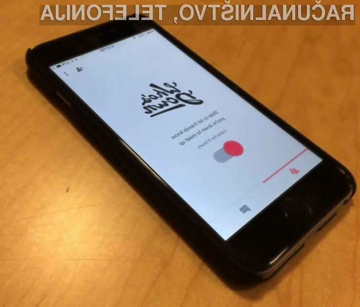 mobilne aplikacije za druženje
