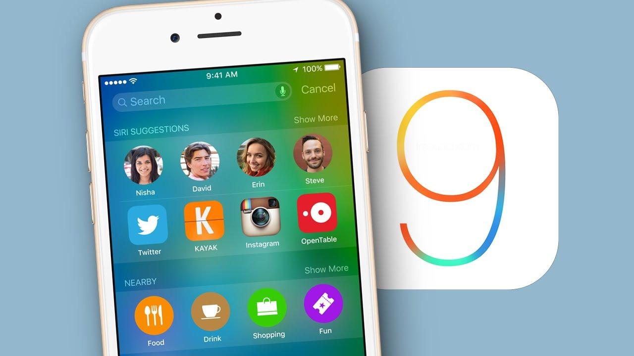 Novi iOS 9 ima vsaj eno hudo varnostno ranljivost!