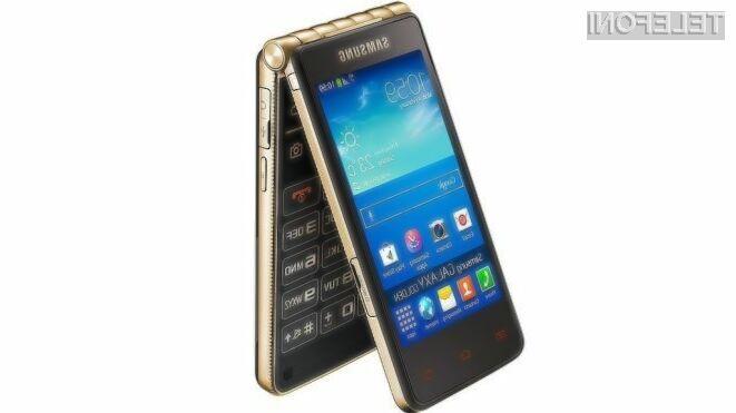 Samsung Galaxy Golden 3 bo razveselil marsikaterega uporabnika storitev mobilne telefonije!