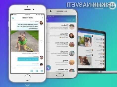 Yahoo Messenger ponuja vse najboljše možnosti tekmecev.