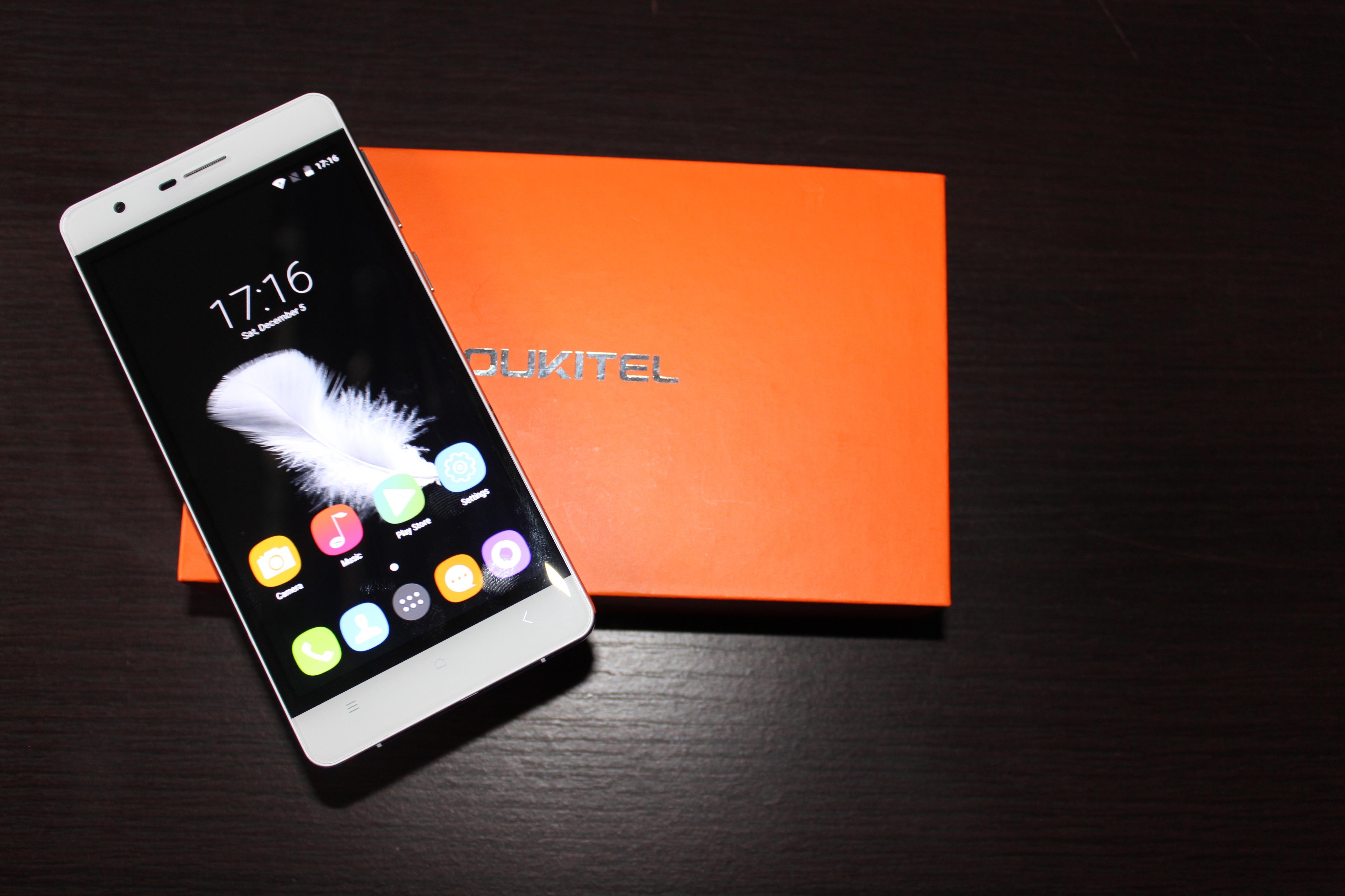 Mobilnik Oukitel K4000 odlikujejo neuničljiv zaslon, zmogljiva baterija in nizka cena!
