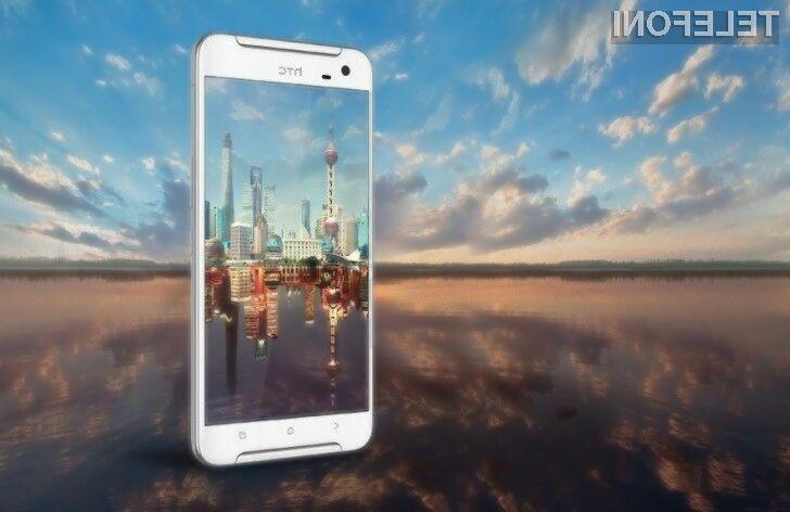 Zanimivi mobilni telefon HTC One X9 bo naprodaj že na začetku naslednjega leta!