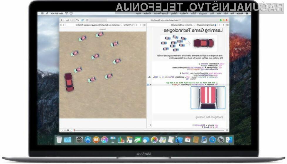 Apple Swift lahko odslej uporabljajo vsi razvijalci programske opreme!