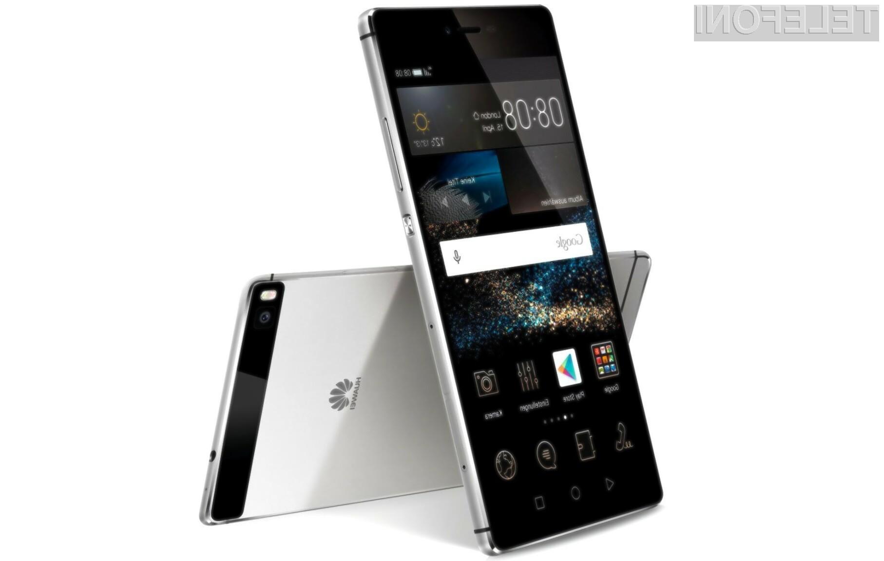 Pametni mobilni telefon Huawei P9 obeta veliko!