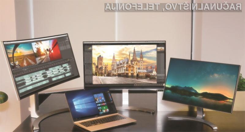 Ultraširoki zasloni naj bi kmalu začeli izpodrivati klasične zaslone.