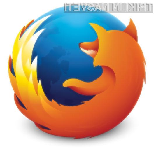 Uporabniki Firefoxa večinoma prisegajo na starejše računalnike in na Windows 7.