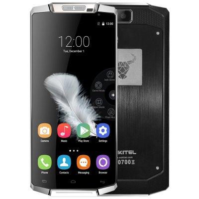 Pametni mobilni telefon Oukitel K10000 lahko brez polnjenja uporabljamo do 11 dni!