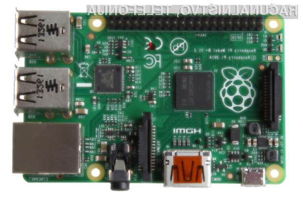 Miniaturni računalniki Raspberry Pi uporabnikom ne bodo razdeljevali zlonamerne kode!