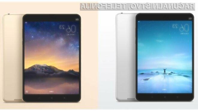 Priljubljenost tablice Xiaomi Mi Pad 2 je presenetila tudi največje poznavalce!