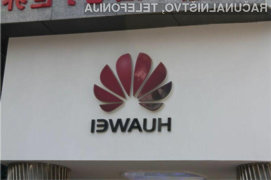 Podjetje Huawei bo svoj prvi osebni računalnik predstavilo na računalniškem sejmu Mobile World Congress 2016