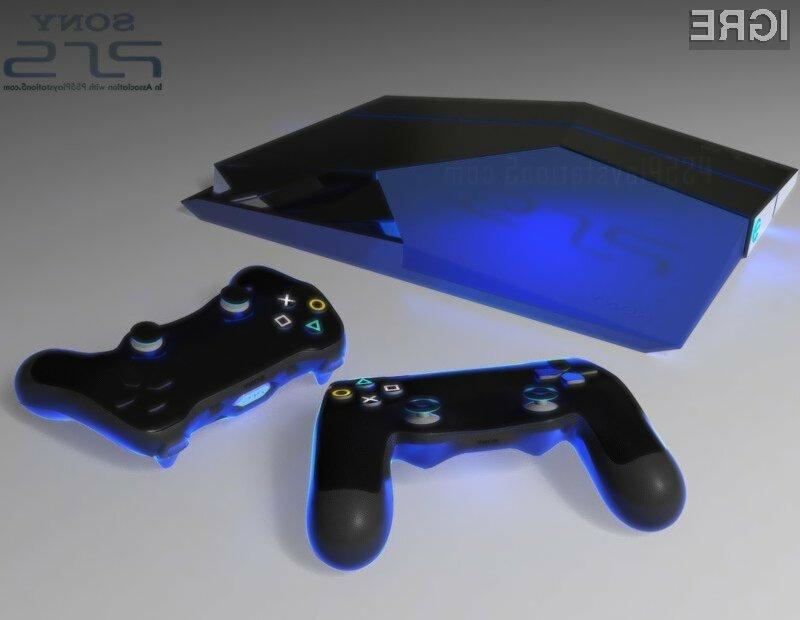 Igralna konzola Sony PlayStation 5 naj bi prinesla podporo za bogato paleto novih tehnologij!