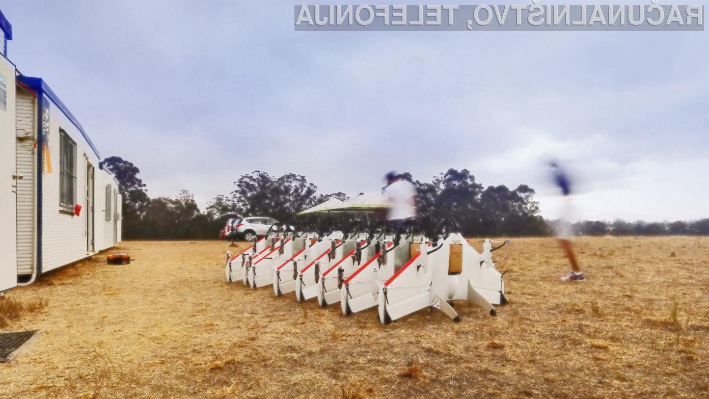 Google verjame, da bo dostava paketov z droni končnim uporabnikom zaživela kmalu!