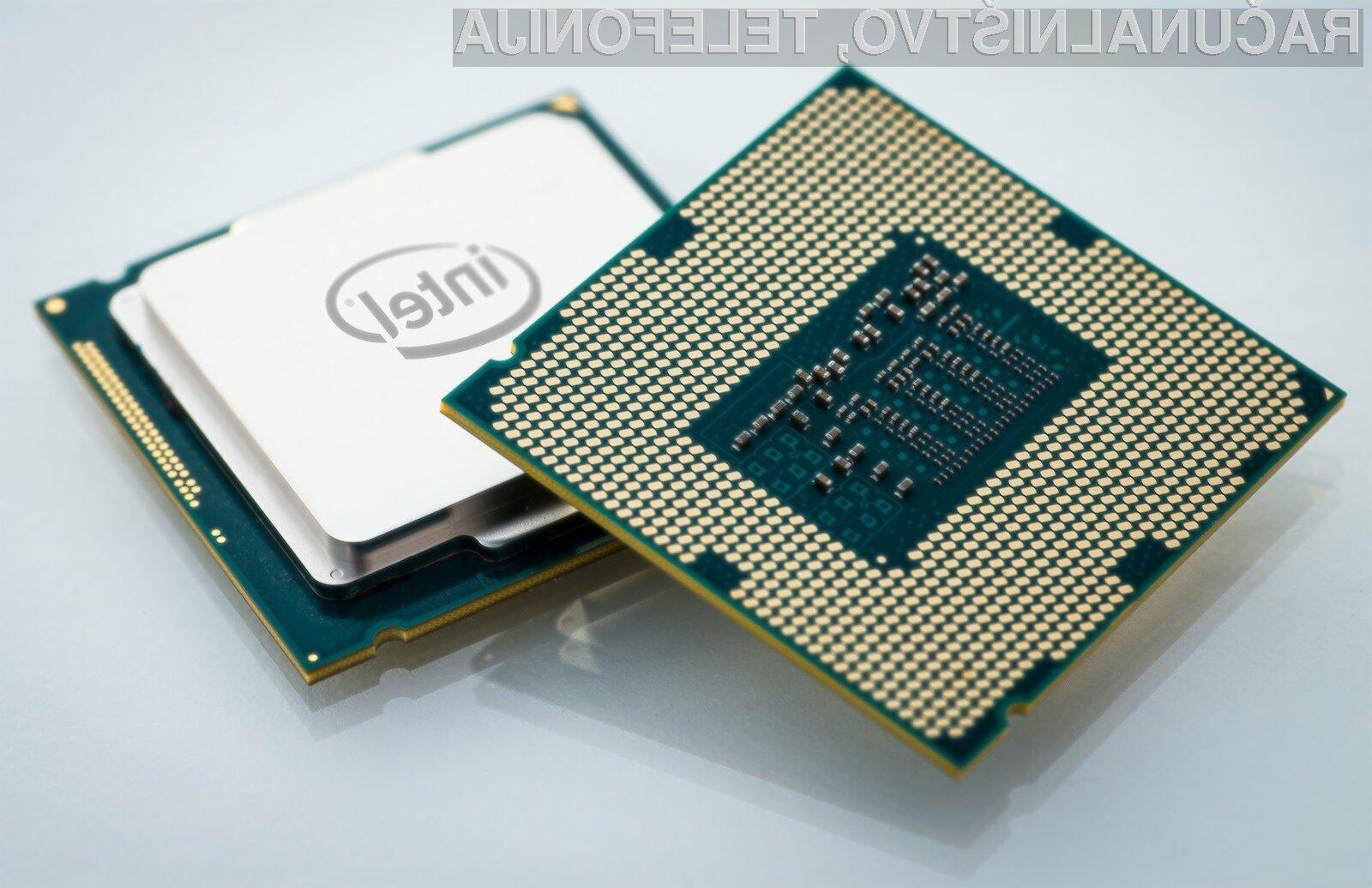 Superzmogljivi procesorji Intel Broadwell-E naj bi bili naprodaj še pred začetkom poletja!