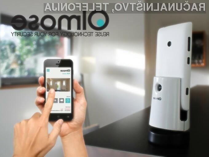 Star mobilni telefon lahko s sistemom Olmose uporabimo za kakovostni varnostni sistem.