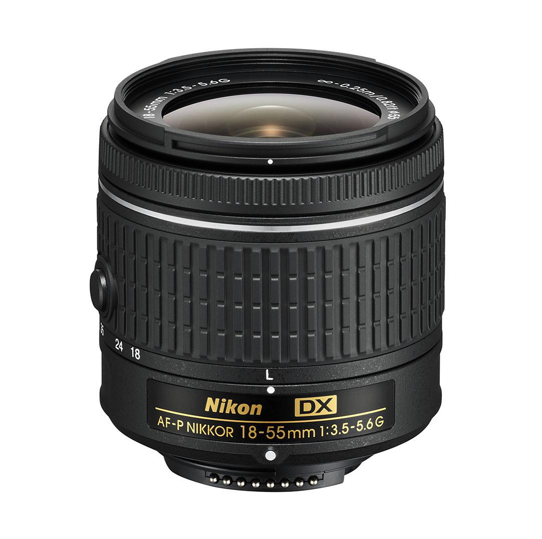 Nikkor AF-P DX 18-55 mm f/3.5-5.6G (VR)
