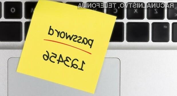 Nemudoma zamenjajte geslo za svoj e-poštni predal, preden bo prepozno!