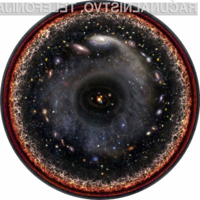 Celotno znano vesolje v eni sliki je pravo umetniško delo!