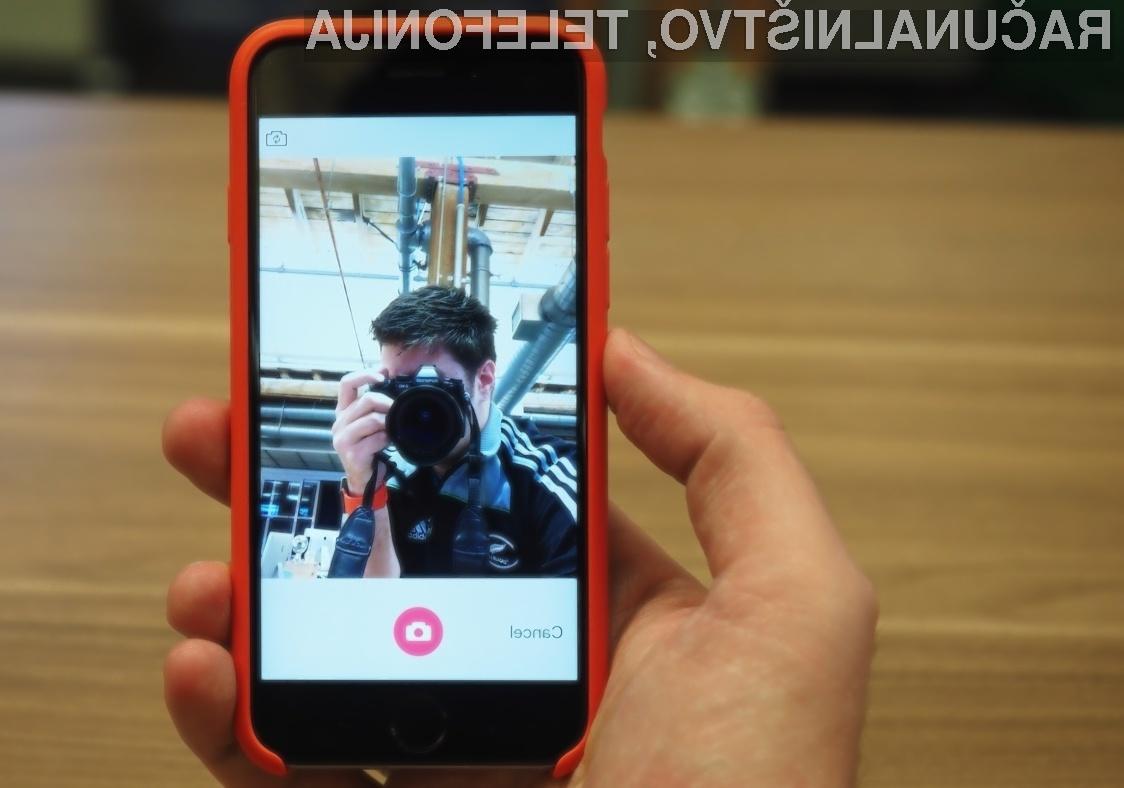 Novi Microsoft Selfie vas bo takoj prevzel!